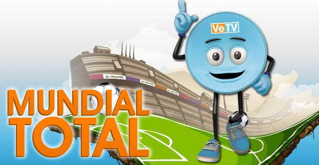 VeTV: Mundial Total